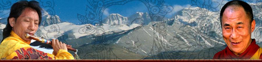 Nawang Khechog - Tibetan Meditation Music